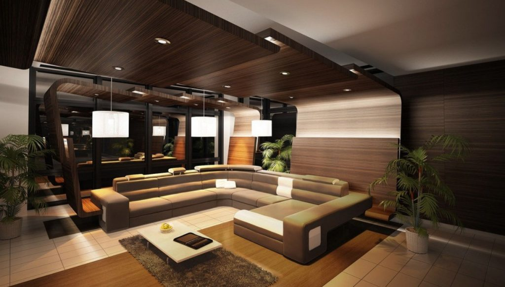 Living Room Ceiling Designs Wooden Homecaprice Tierra Este 32995