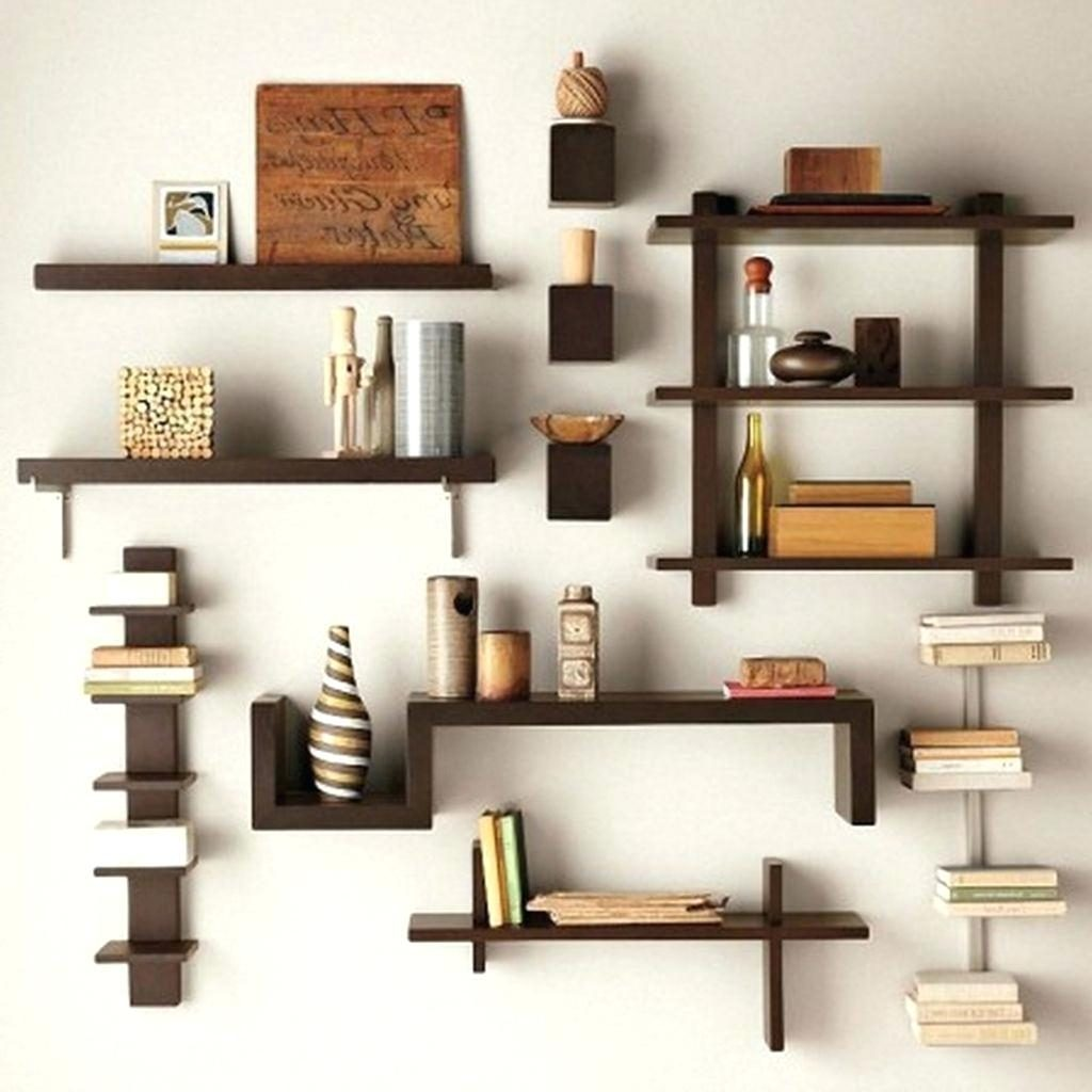 Living Room Display Shelves Awesome Living Room Shelf Ideas Creative
