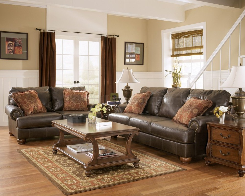 Living Room Paint With Brown Furniture Home Design Ideas