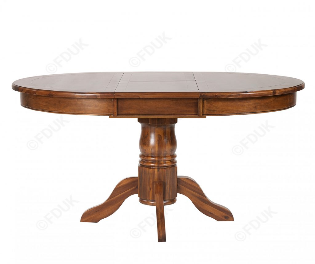 Mark Webstar Chaucer Chaucer Round Extending Dining Table Only