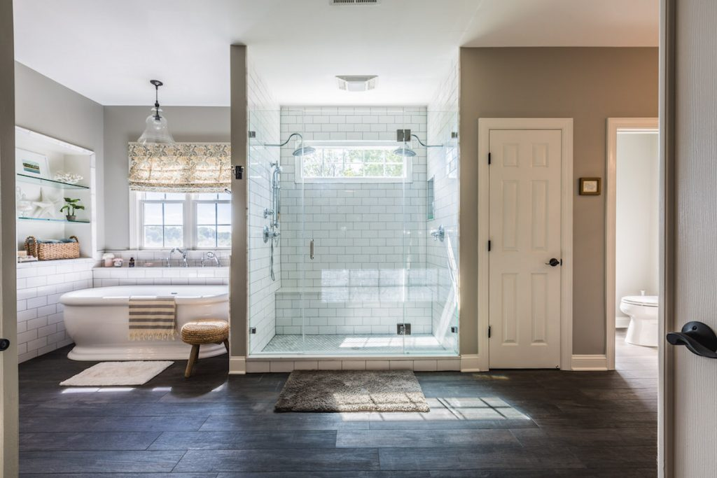 Master Bathroom Remodel Creating The Perfect Area To Relax