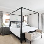 Four Poster Bed Master Bedroom Design