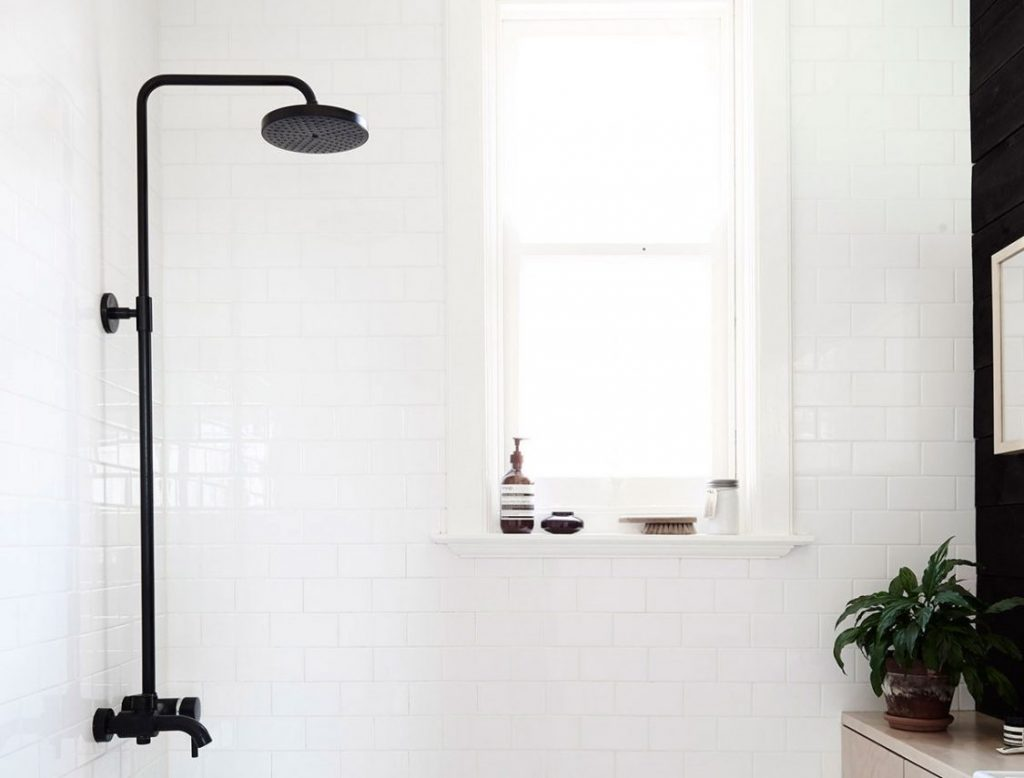 Matte Black Fixtures For Your Next Bathroom Remodel Infinity Drain
