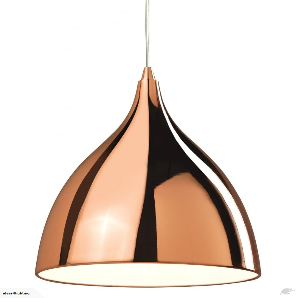 Modern Copper Caf Ceiling Hanging Pendant Light Trade Me