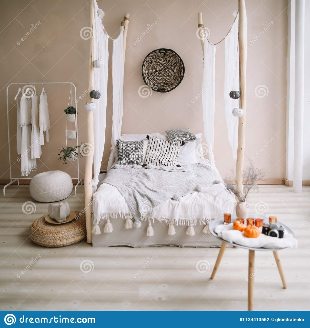 Modern Home Interior Design Exotic Bedroom Interior Scandinavian