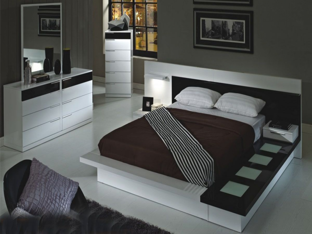 Modern King Size Bedroom Sets Ideas All Home Design Ideas Layjao