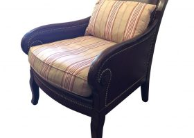 Ralph Lauren Leather Chair Modern
