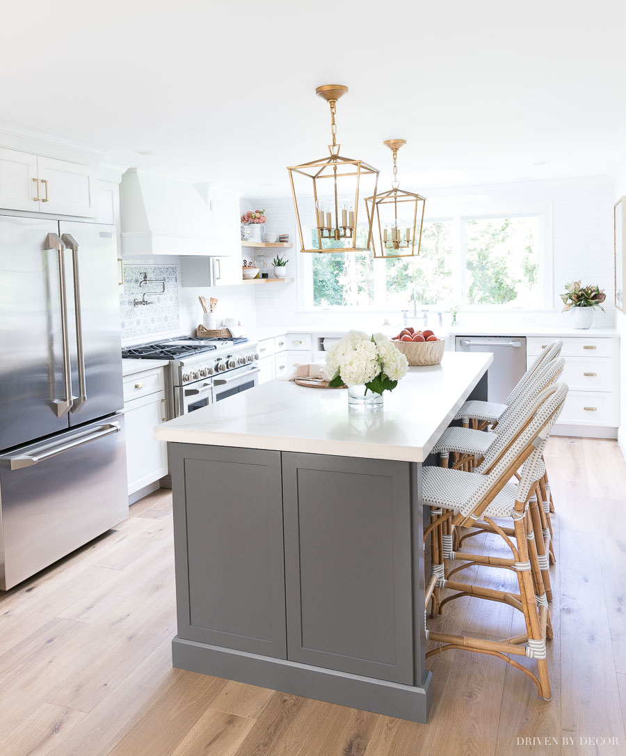 My Kitchen Remodel Reveal Driven Decor