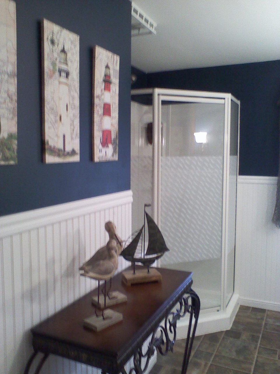 Nautical Bathroom Decor Photos And Products Ideas