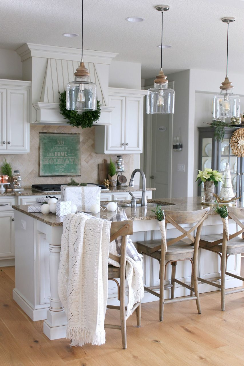 New Farmhouse Style Island Pendant Lights Kitchens Home Decor