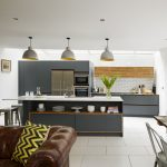 Open Plan Kitchen Living Room