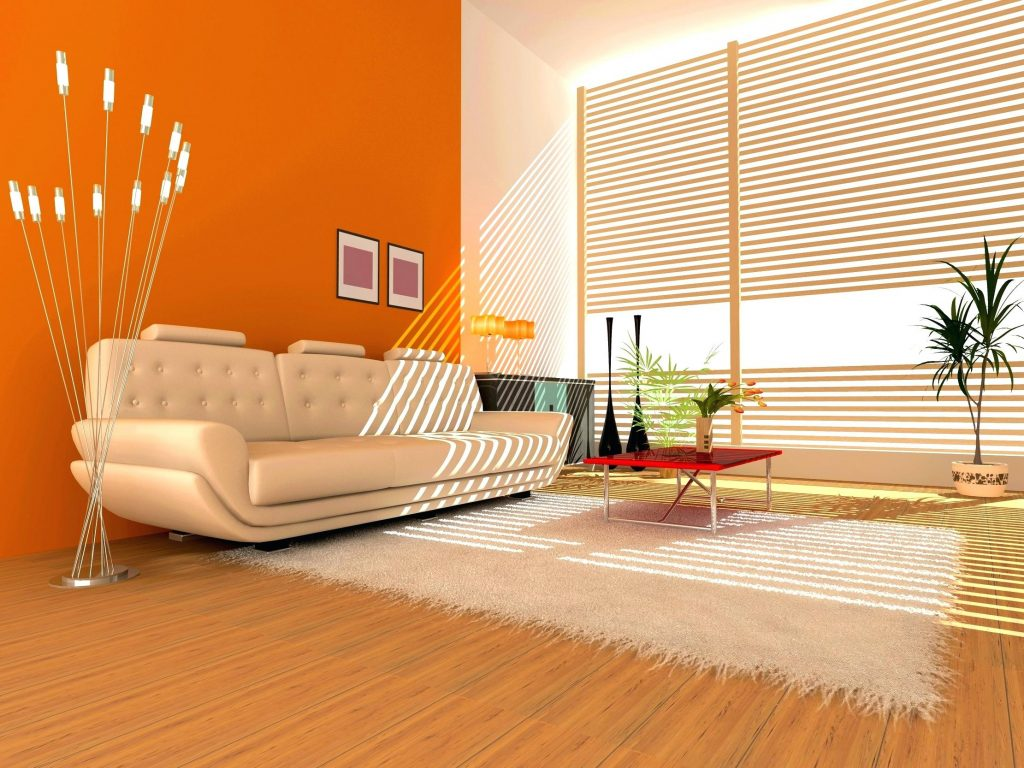 Orange Living Room Walls Burnt Orange Living Room Ideas Color Scheme