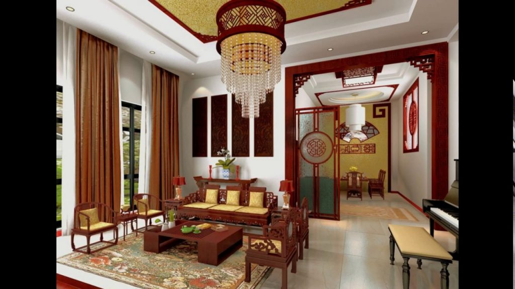 Oriental Living Room Furniture Youtube