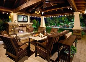 Outdoor Living Spaces Designs