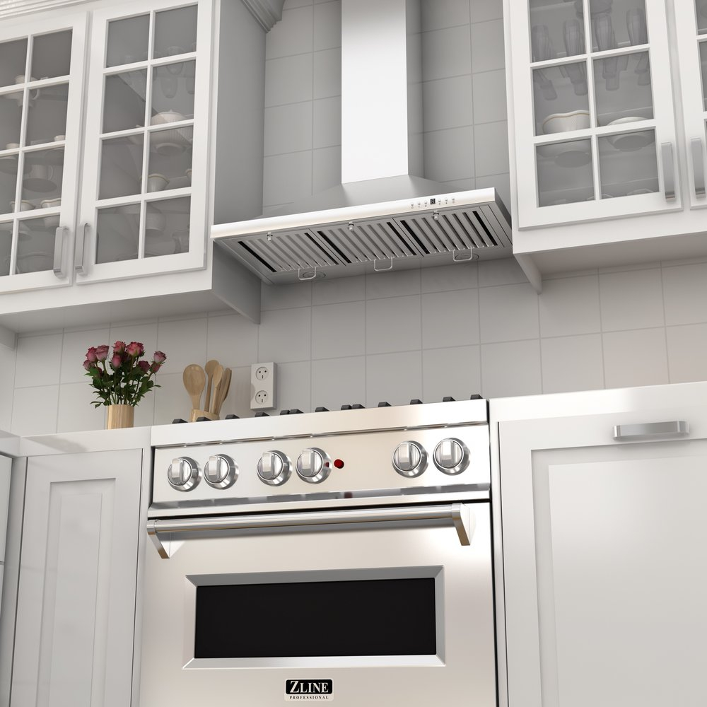Outdoor Stainless Steel Wall Kb 304 Zline Kitchen