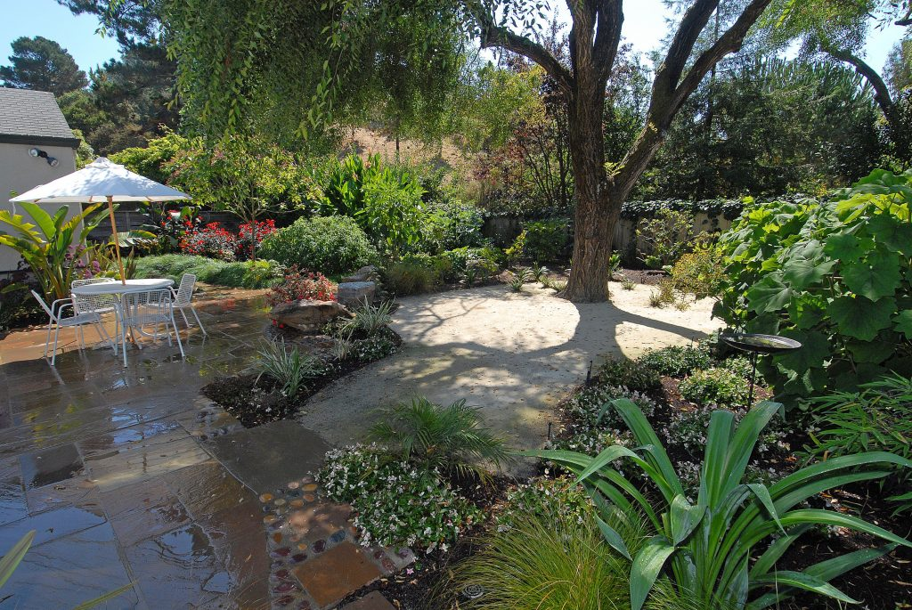 Patios Hard And Soft Gardening Decomposed Granite Patio