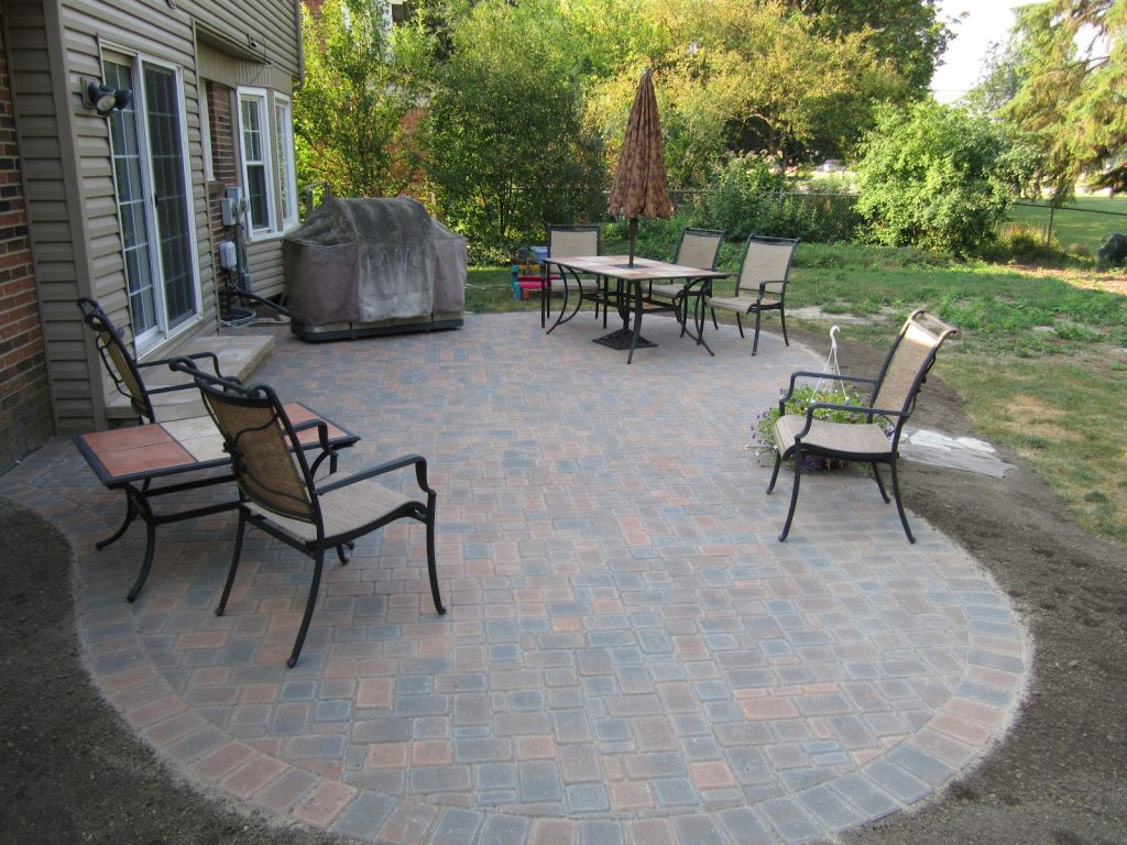 Paver Patio Ideas Color Outdoor Waco Cheap Paver Patio Ideas