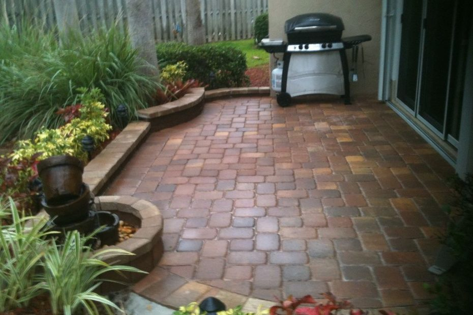 Small Paver Patio Design Ideas Layjao