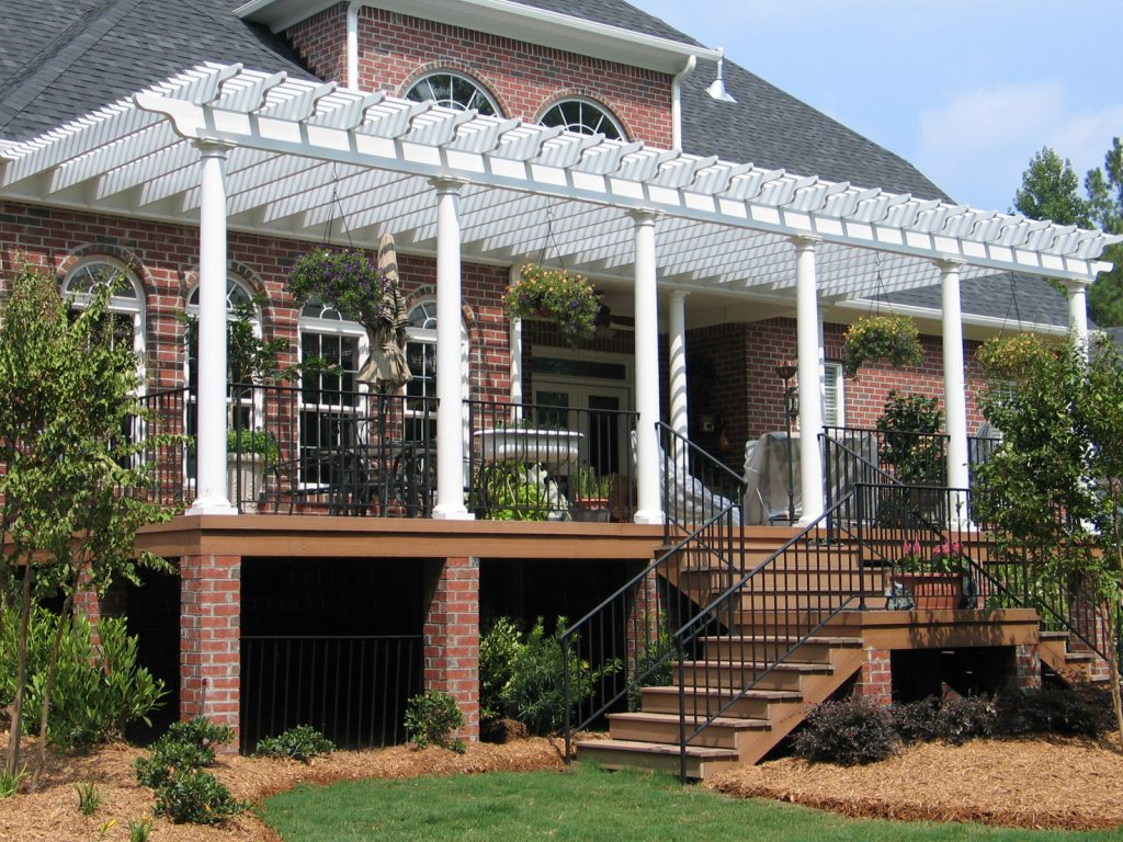 Pergola Design Ideas For Every Outdoor Space Archadeck St