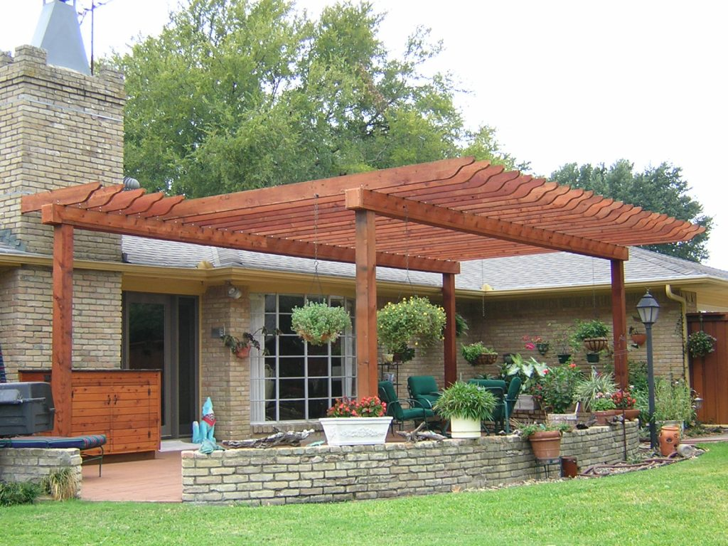 Pergolas On Decks Credible Home Decor Deck Pergola Design Ideas