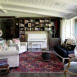Persian Rug Modern Living Room The Holland Decorate With Modern