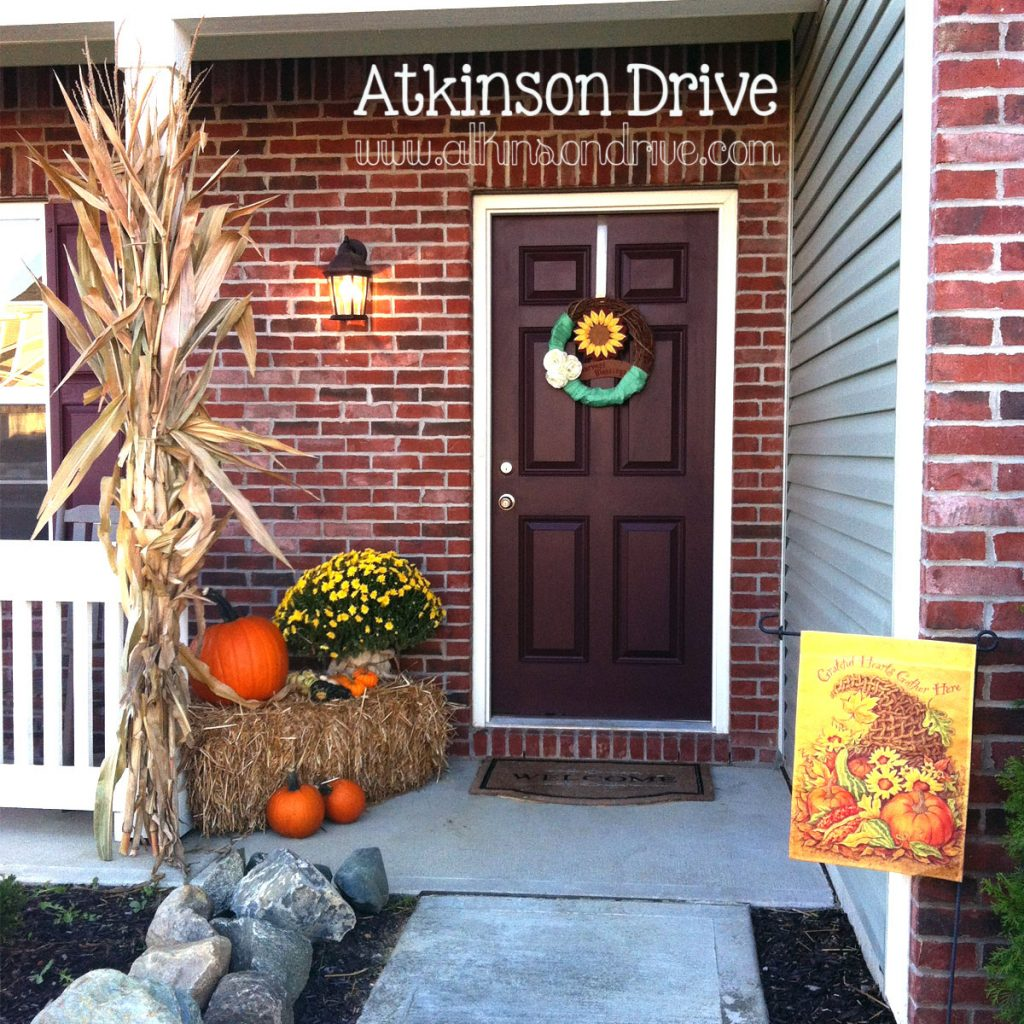 Pictures Of Outdoor Fall Decorations Outdoor Ideas
