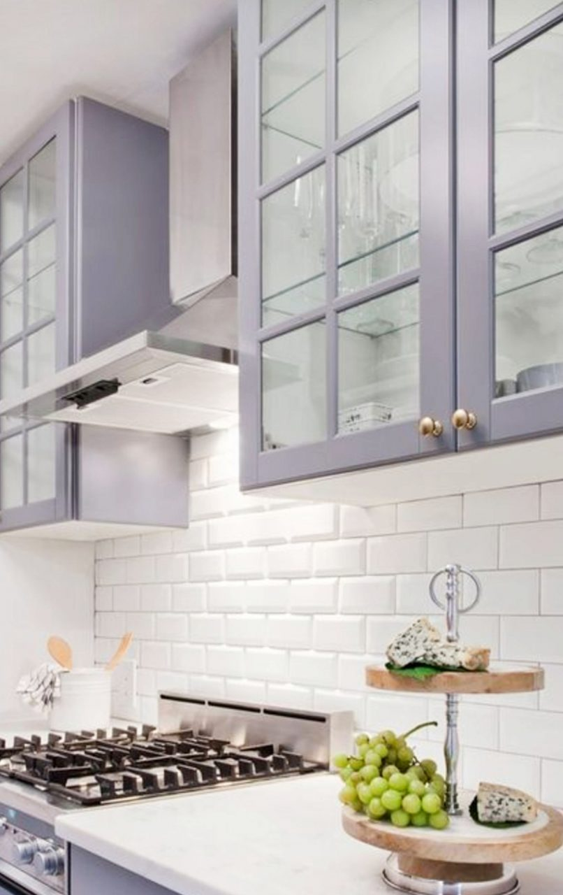Popular Painted Kitchen Cabinet Color Ideas 2019