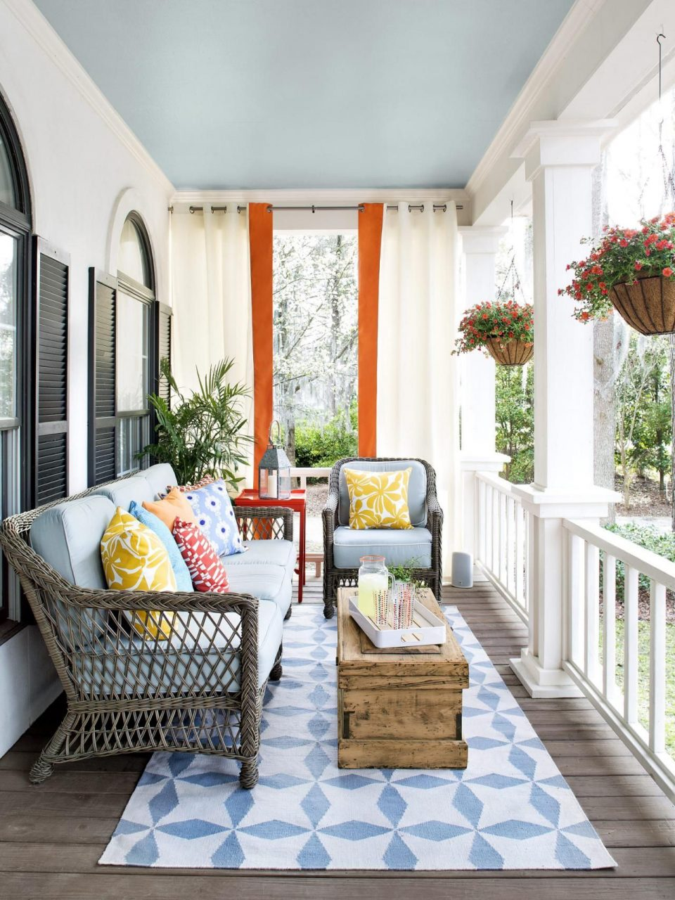 Porch Design And Decorating Ideas Front Porch Front Porch