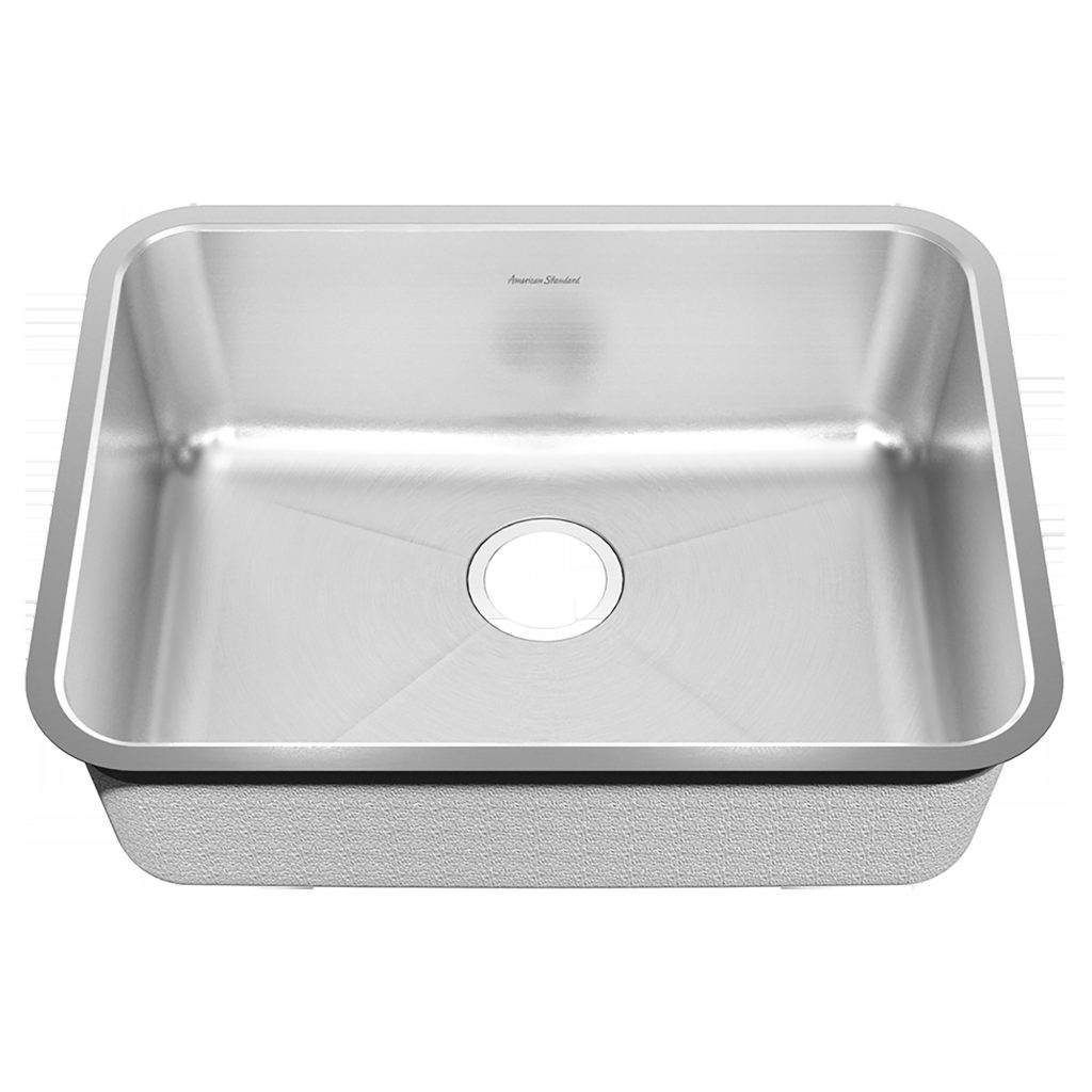 Prevoir Stainless Steel Undermount 1 Bowl Kitchen Sink American