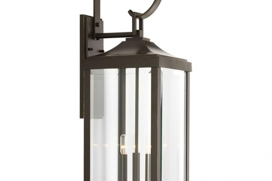 Progress Lighting Gibbes Street Collection 3 Light Antique Bronze