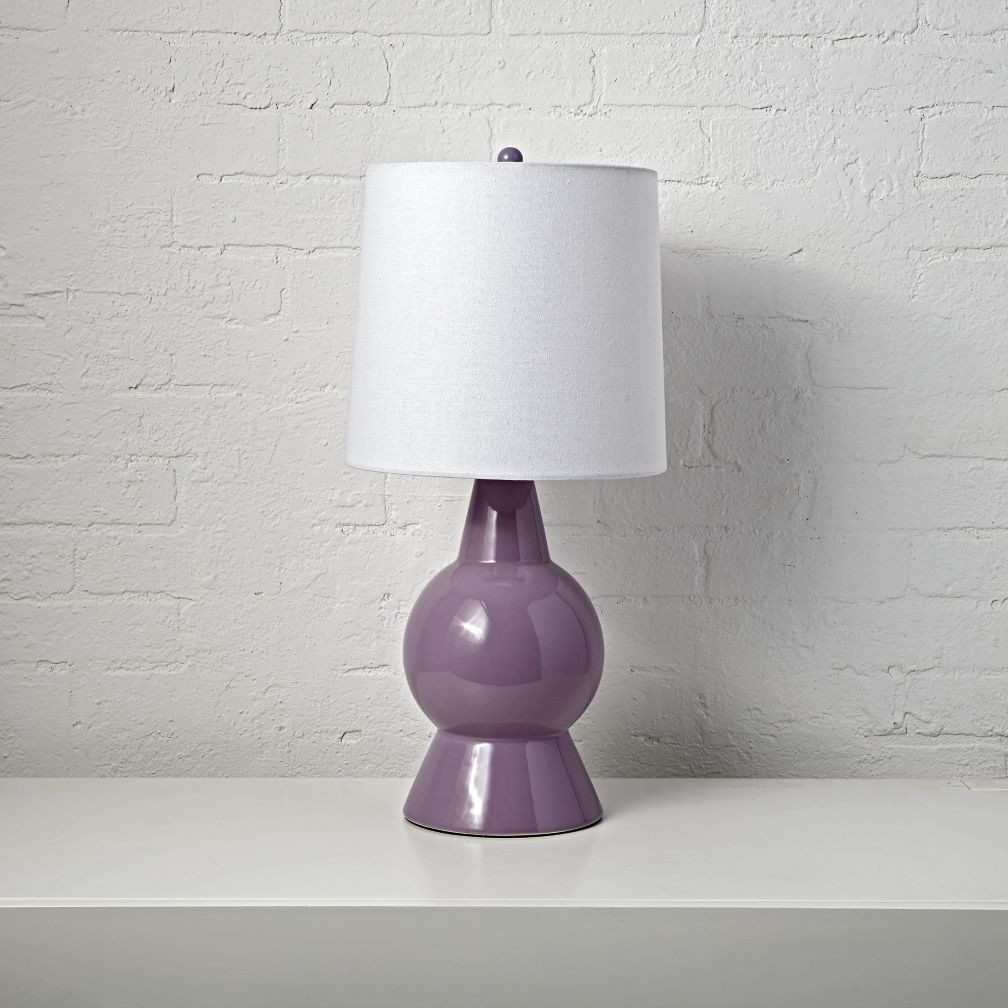 Purple Bedroom Lamps Salt Lamps Are Table Oil Lamp
