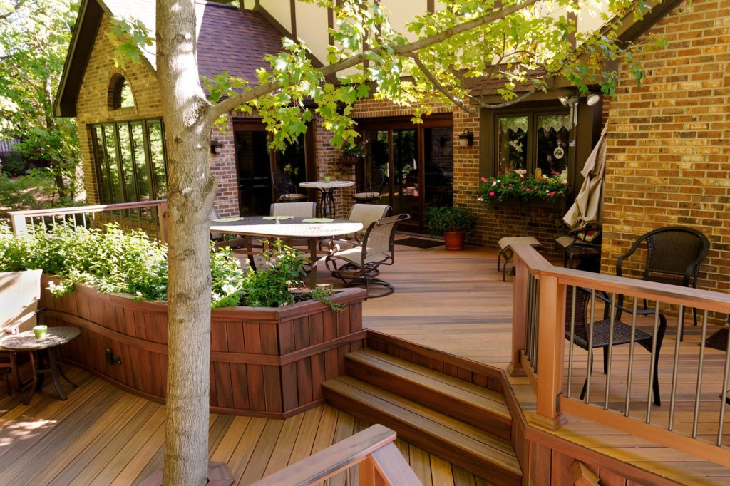 Raleigh Multi Level Decking More Than Just A Beautiful Deck