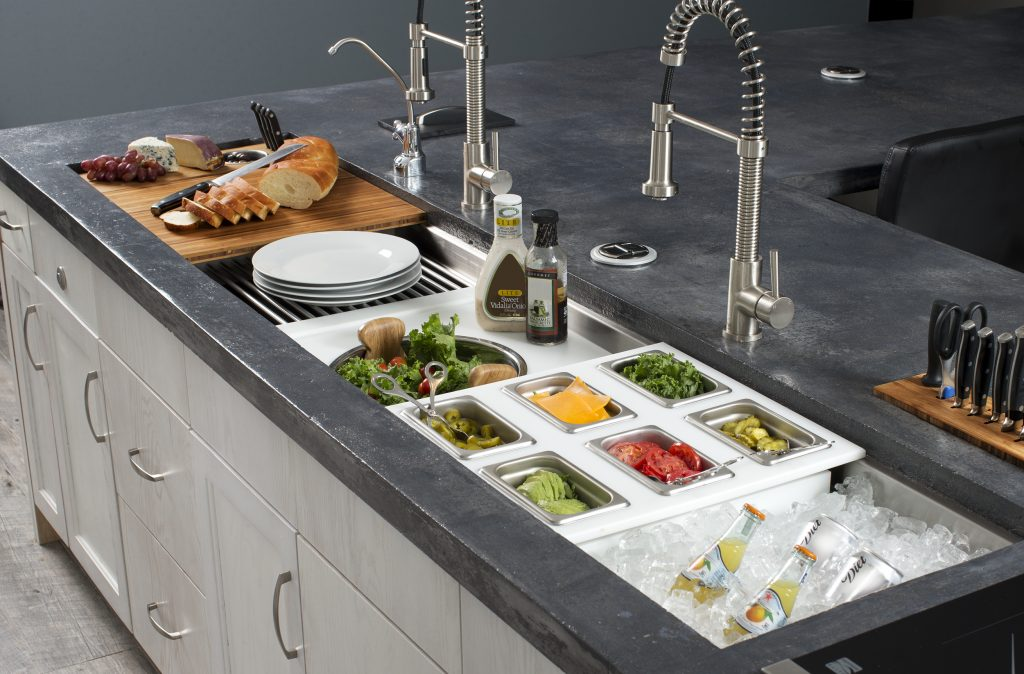 Reinventing The Kitchen Sink Hydrologys New Galley Collection