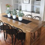 Round Farmhouse Dining Table Elegant Rustic Dining Table Pairs With