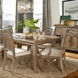 Rustic Dining Room Set Contemporary And Elegant Humarthome The