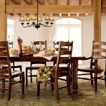 Rustic Dining Room Table Pictures Beautiful And Elegant Rustic