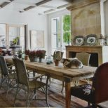 Rustic Dining Table 1803