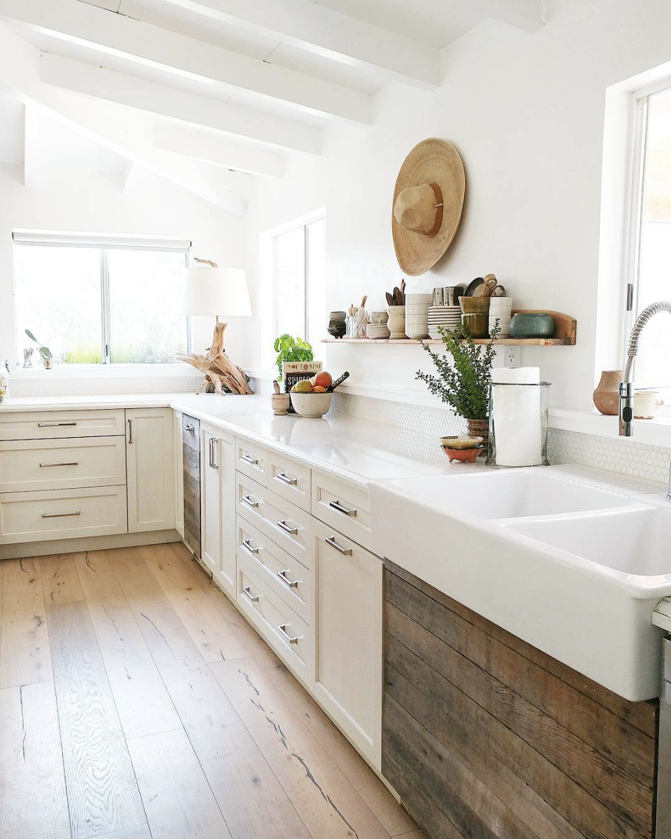 Rustic Modern Farmhouse Kitchen Design Ideas Maison De Pax
