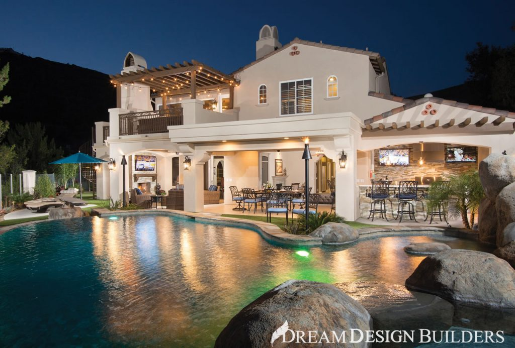 San Diego Outdoor Living Spaces Custom Backyard Designs