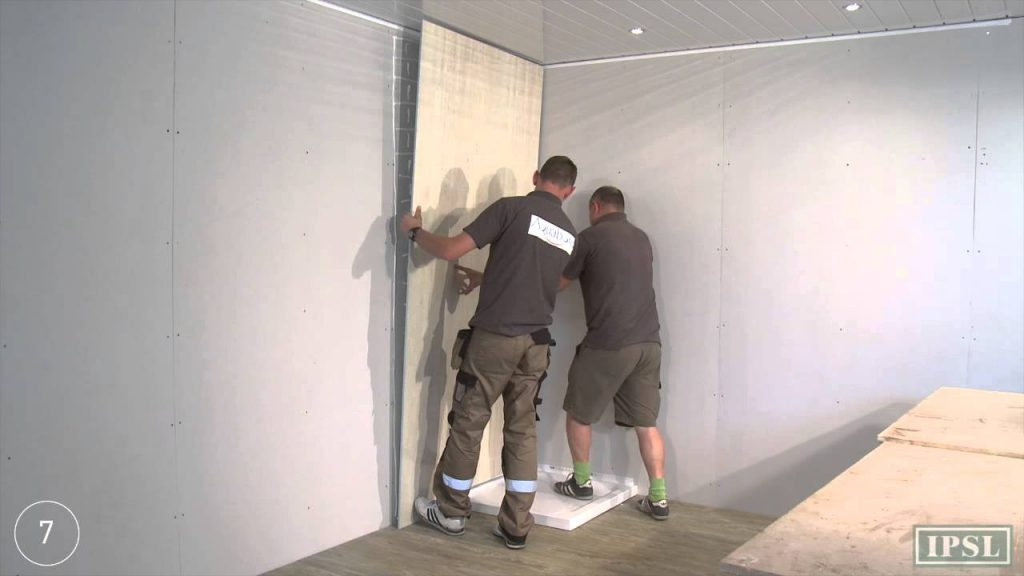 Shower Wall Panels How To Install Aquabord Laminate Panels