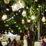 Showing Gallery Of Outdoor Lanterns For Wedding View 11 Of 20 Photos