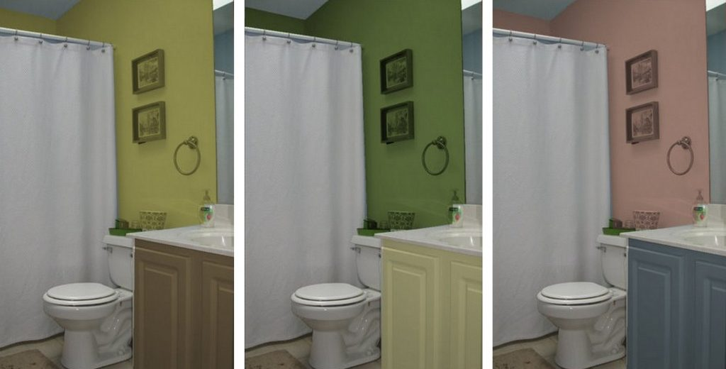 Small Bathroom Color Ideas The New Way Home Decor Finding Small