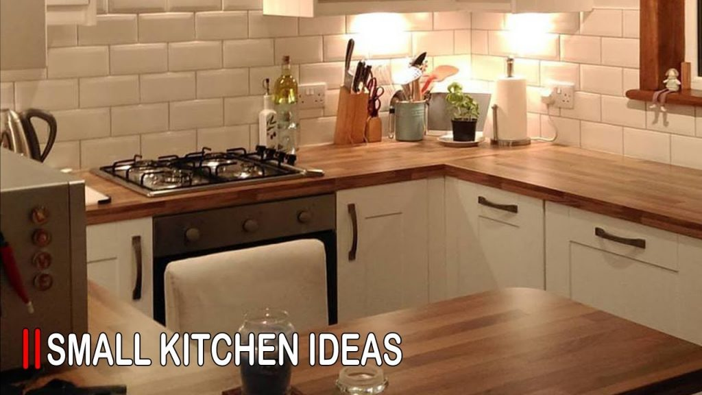 Small Kitchen Design Ideas For Small Space 2018 Youtube