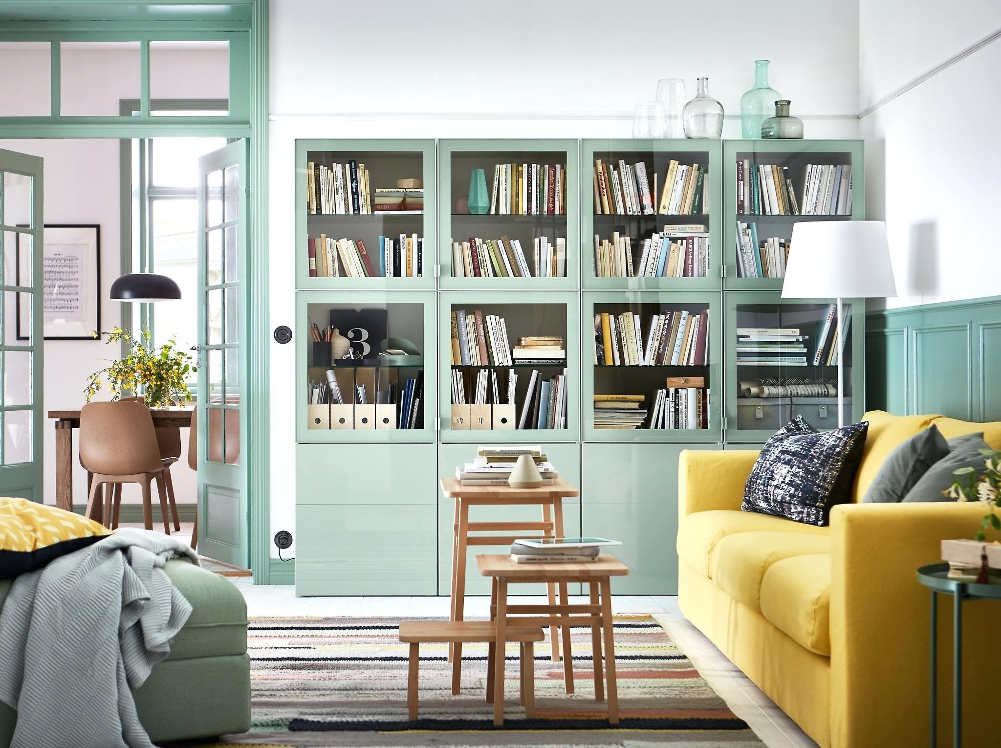 Small Living Room Layout Ideas From Ikea Apartment Therapy