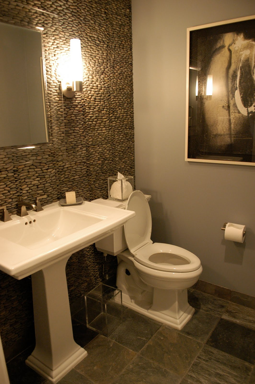 Small Powder Room Decorating Ideas The New Way Home Decor