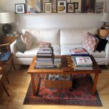 The Little House In The City Layered Persian And Jute Area Rugs