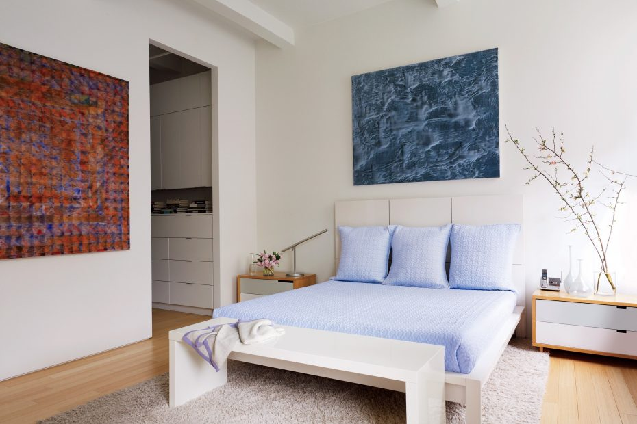 The Minimalist Bedrooms Of Your Dreams Architectural Digest