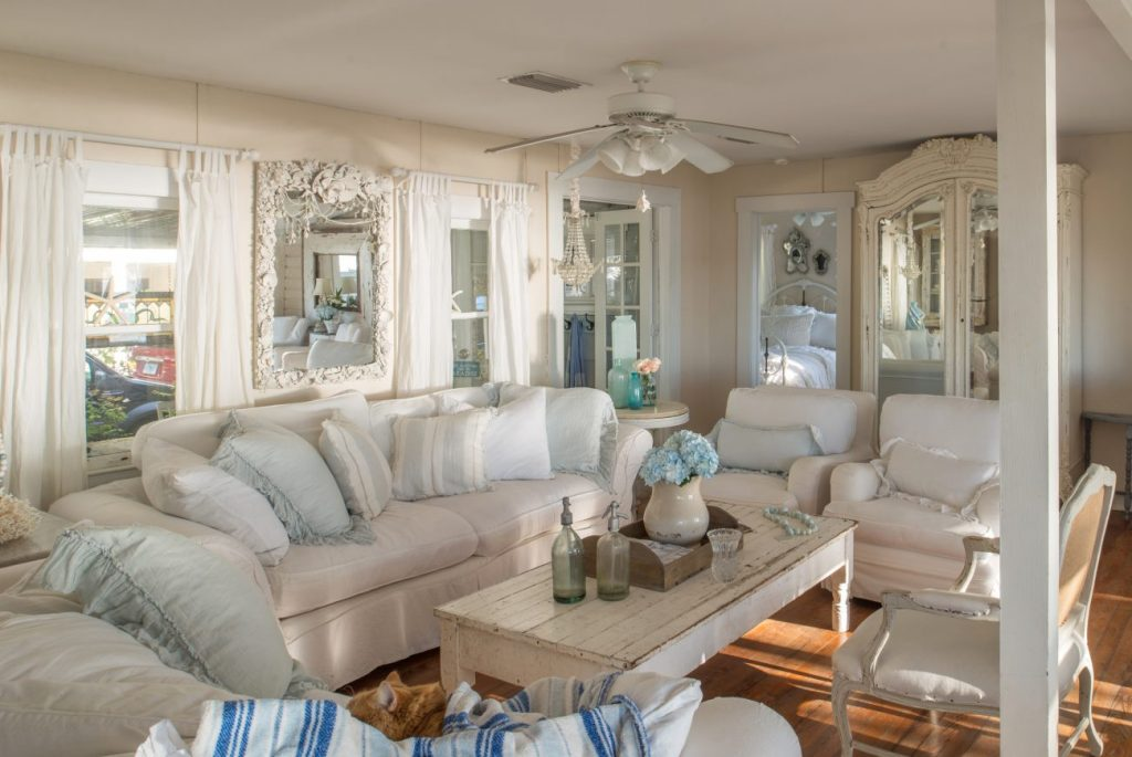 The Secret To Romantic Beach Cottage Style Cottage Style
