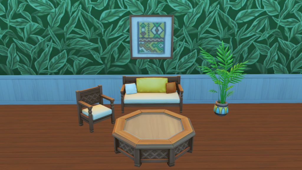 The Sims 4 Caribbean Content Overview August 2018 Update