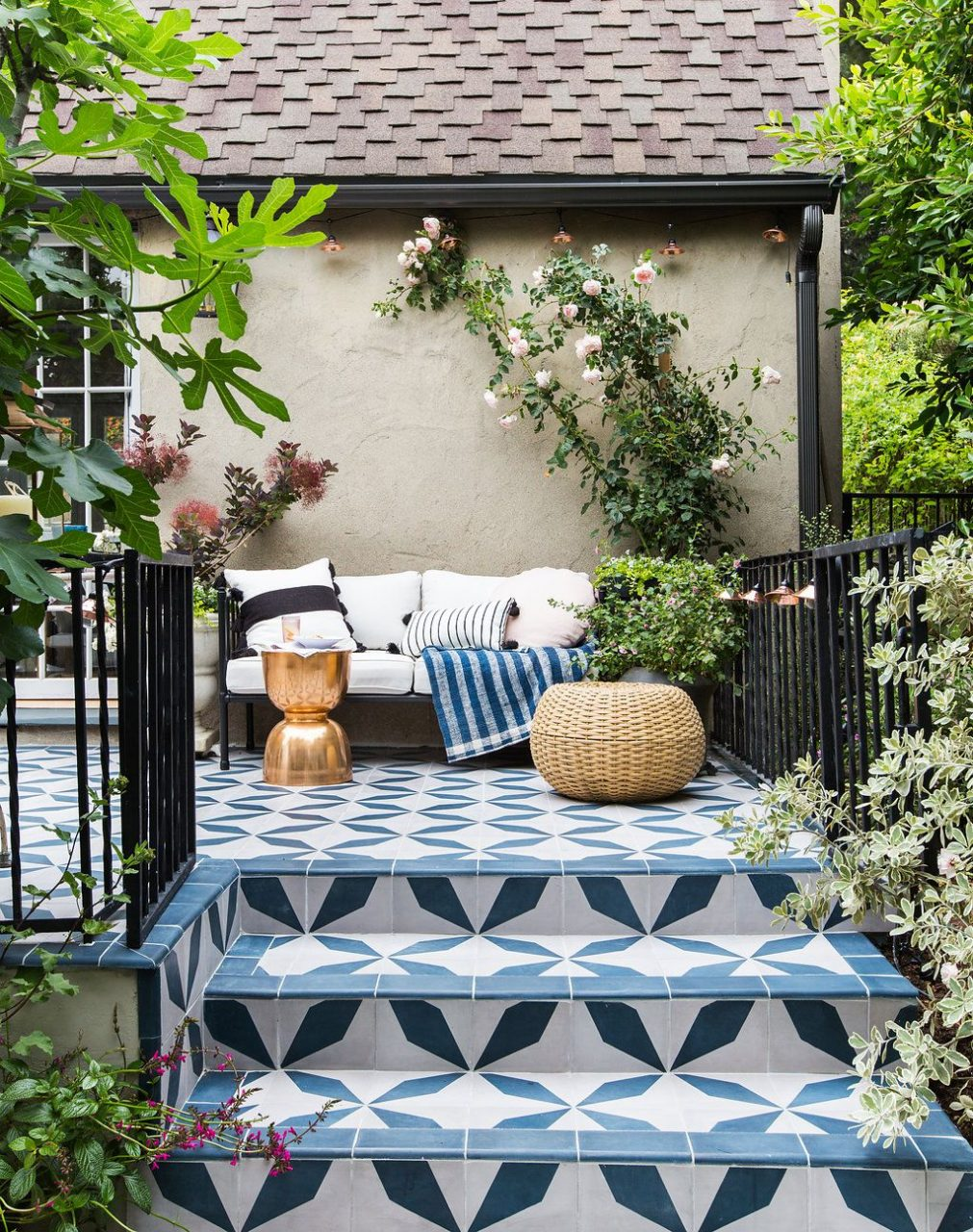 These Are Pinterests Top Outdoor Decor Trends For Summer 2017